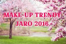 nahled makeup jaro 2016